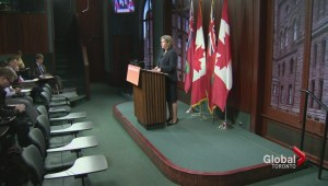 NDP to back Ontario's Liberal government in two confidence votes