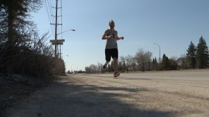 Late spring means less training time for marathon runners