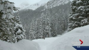Two dead following Lake Louise avalanche