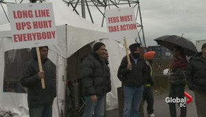 Truckers reject Vancouver port deal