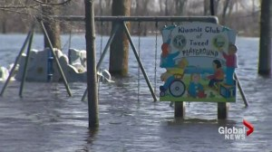 More Canadian communities flooded