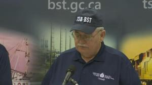 Lac-Megantic train cargo was as flammable as gasoline: safety board