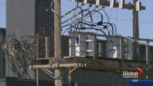 Ice, humidity blamed for widespread power outage in Saskatoon