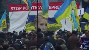 Ukraine protests continue