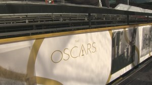 Behind the scenes look at the Oscars preps
