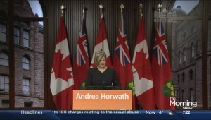 Ontario Election Begins