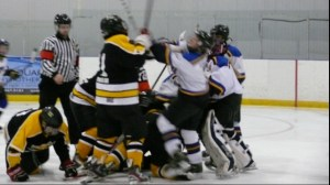 Punishments handed down for hockey melee in Stonewall