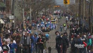 Torontonians attend annual Easter parade