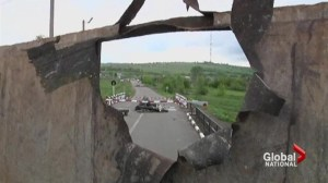 Armed confrontation in Ukraine