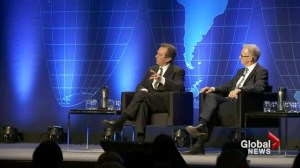 Robert F. Kennedy Jr. debates clean energy