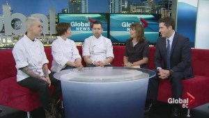 Top Chef Canada's BC contestants