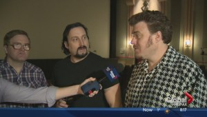 Trailer Park Boys debut new movie