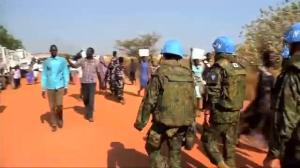 Refugee crisis developing in Sudan