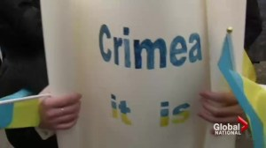Russia strengthens grip on Crimea