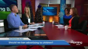 Should advertising to children be banned?