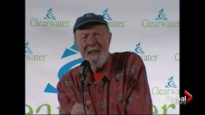 Activist, folk singer Pete Seegar has died