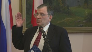 Canada's Russian ambassador gives literature lesson on Crimea