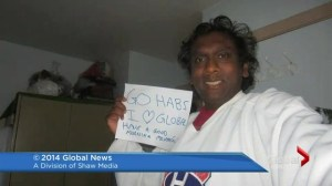 Montreal Habs pride