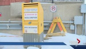 Saskatoon Fire Department needle pickup pilot project underway