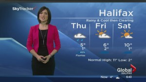 Local weather forecast: Thu, Apr 24
