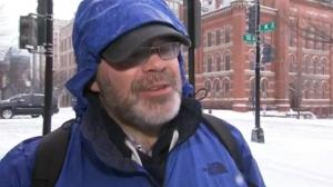 Americans good-natured about winter storm