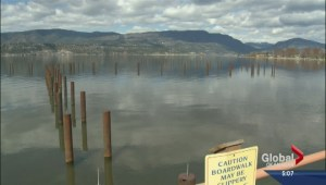Large new Okanagan Lake marina causes community turbulence