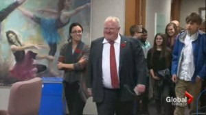 Rob Ford's admission presents problems for parents