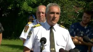 Lac Megantic update on explosion recovery efforts