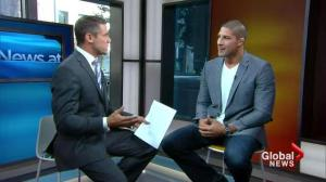 One-on-one with UFC heavyweight Brendan Schaub