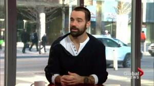 Catching up with Ramin Karimloo