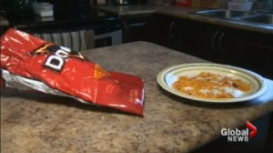 Dirty Doritos: What consumers found at the bottom of the bag