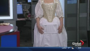 Costume students recreate historical fashions