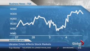 BIV: Ukraine crisis affects stock market