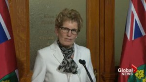 Wynne calls election for June 12