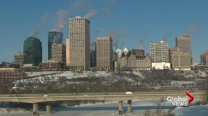 Arctic chill hits Prairies