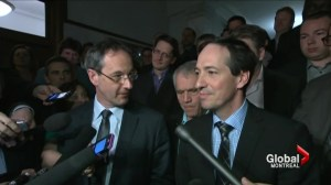 PQ party names interim leader