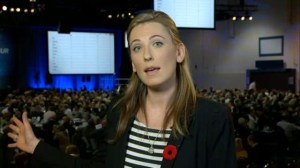 Conservative Party members vote on new policy measures