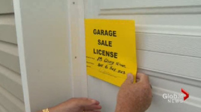 Do You Have A Permit For That Garage Sale Toronto