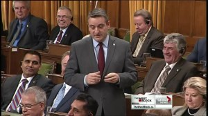 One MP has taken question period where no other has before
