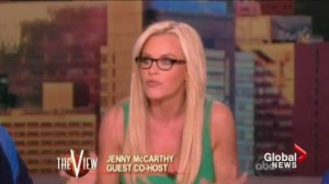 Toronto Public Health campaign against Jenny McCarthy's anti-vaccine stance