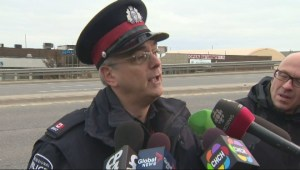 Peel Regional Police update Mississauga warehouse fire