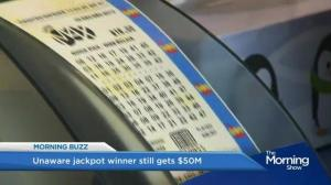 Woman who lost winning lottery ticket may be getting prize