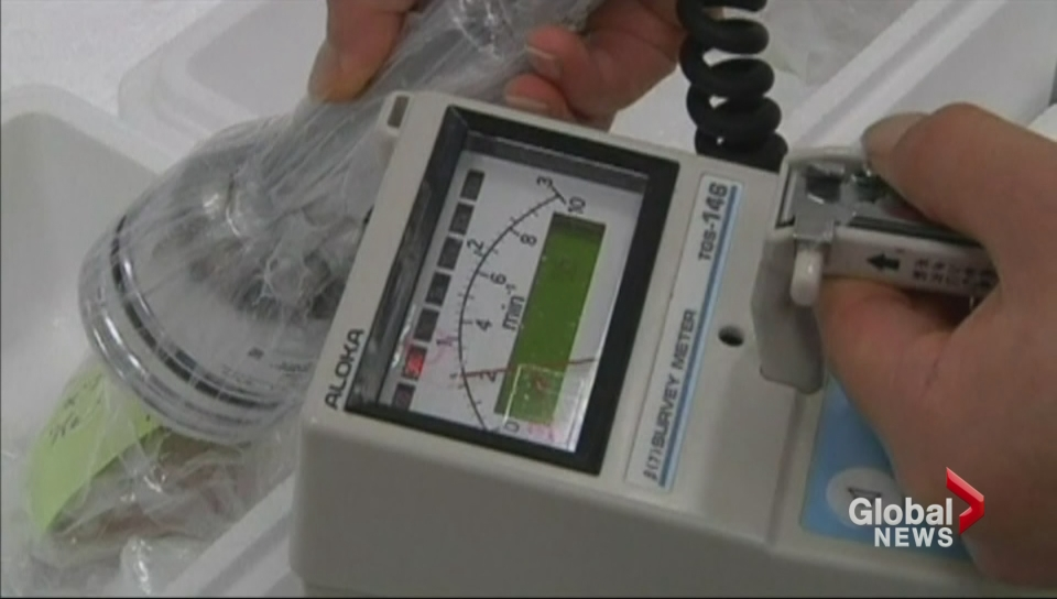 Experts continue to monitor Fukushima radiation on B.C. coast