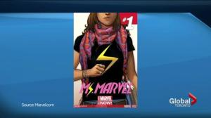 Meet Kamala Khan, the new 'Ms. Marvel'