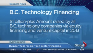 BIV: Bumper year for B.C. tech sector financing