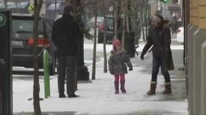 Winter storm threatens U.S. holiday travel