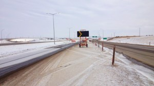 Southeast ring road open for travel