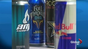 Energy drinks linked to risky behaviour