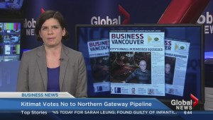 BIV: Kitimat votes no to Northern Gateway