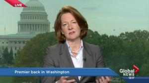 Redford in Washington for Keystone XL